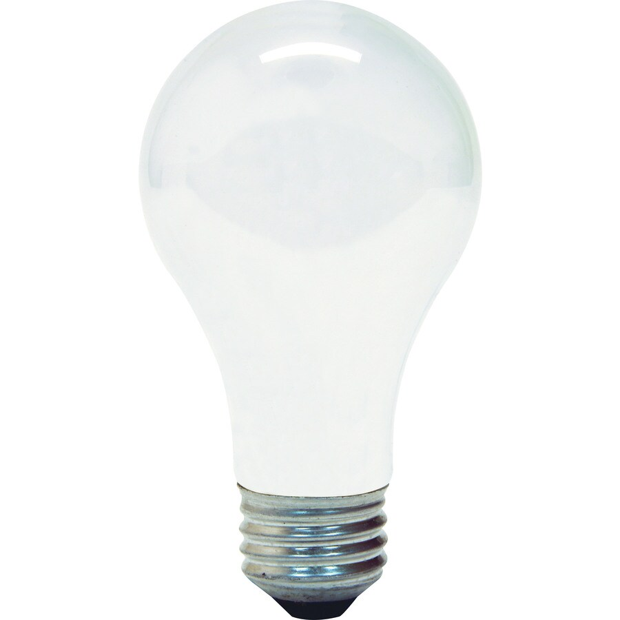 Shop Ge 4 Pack 29 Watt 40w Equivalent A19 Medium Base E 26 Soft White Dimmable For Indoor