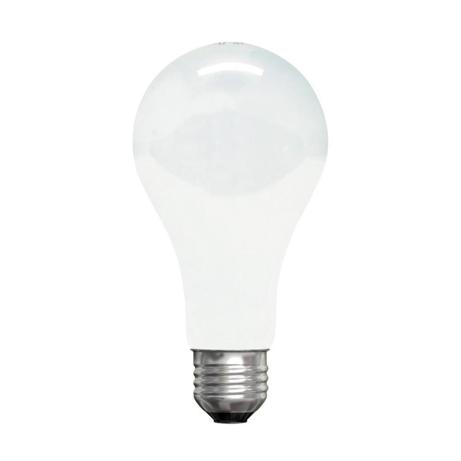Garage Door Opener Light Bulb Lowes: Shop GE 150-Watt A21 Medium Base (E-26) Soft White
