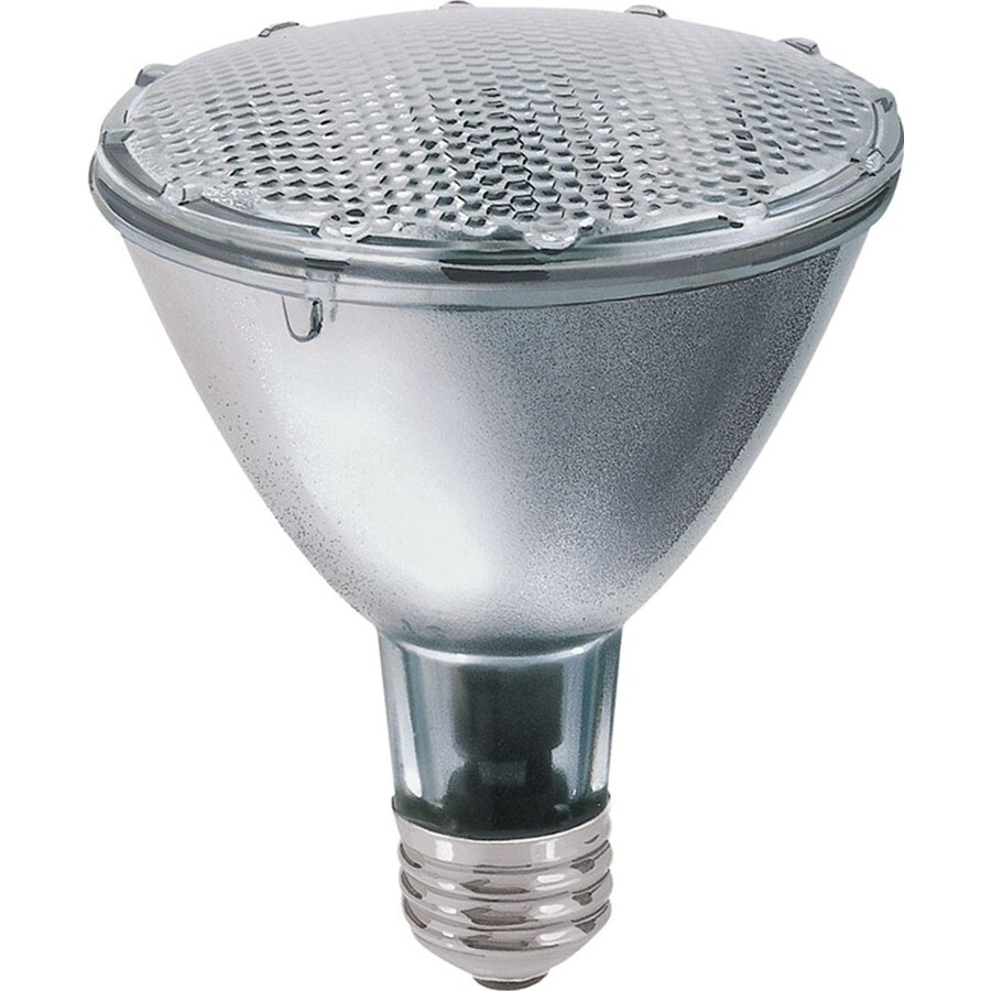Shop Ge 48 Watt Indoor Halogen Flood Light Bulb At