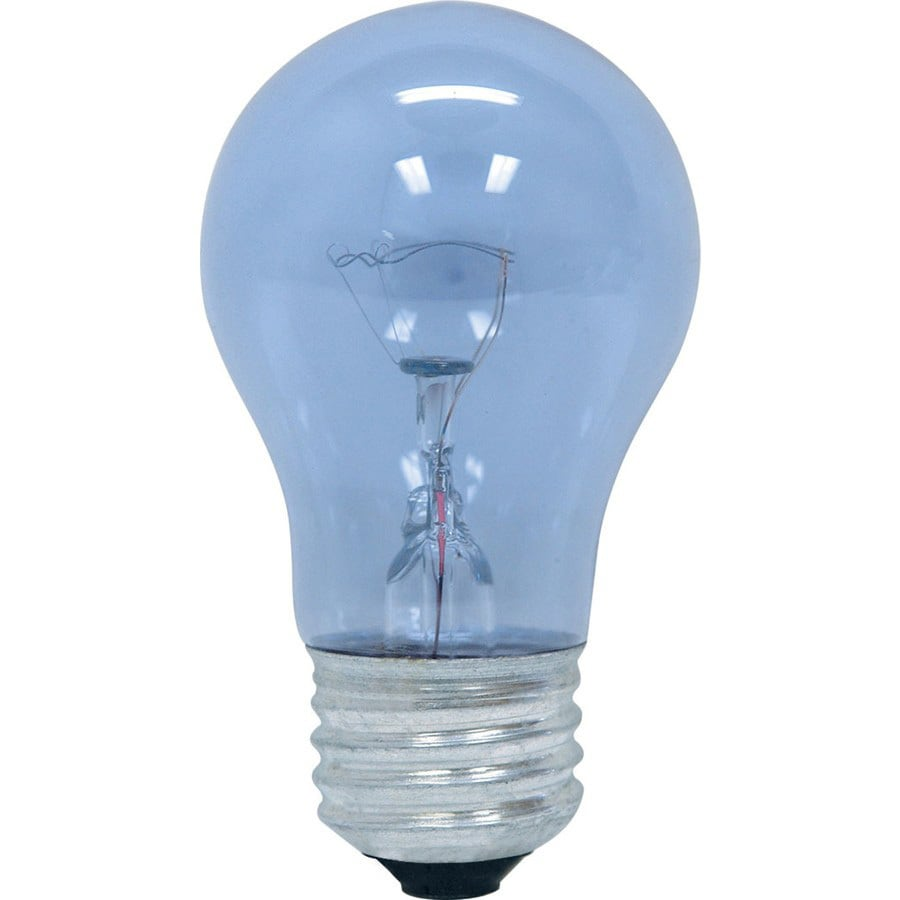 Shop Ge 2 Pack 60 Watt Medium Base E 26 Color Enhancing Dimmable Decorative Incandescent Light