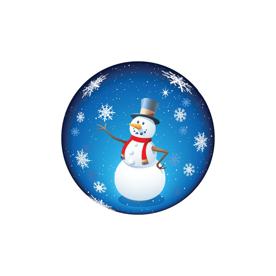 projectables Frosty LED Night Light with Auto On/Off
