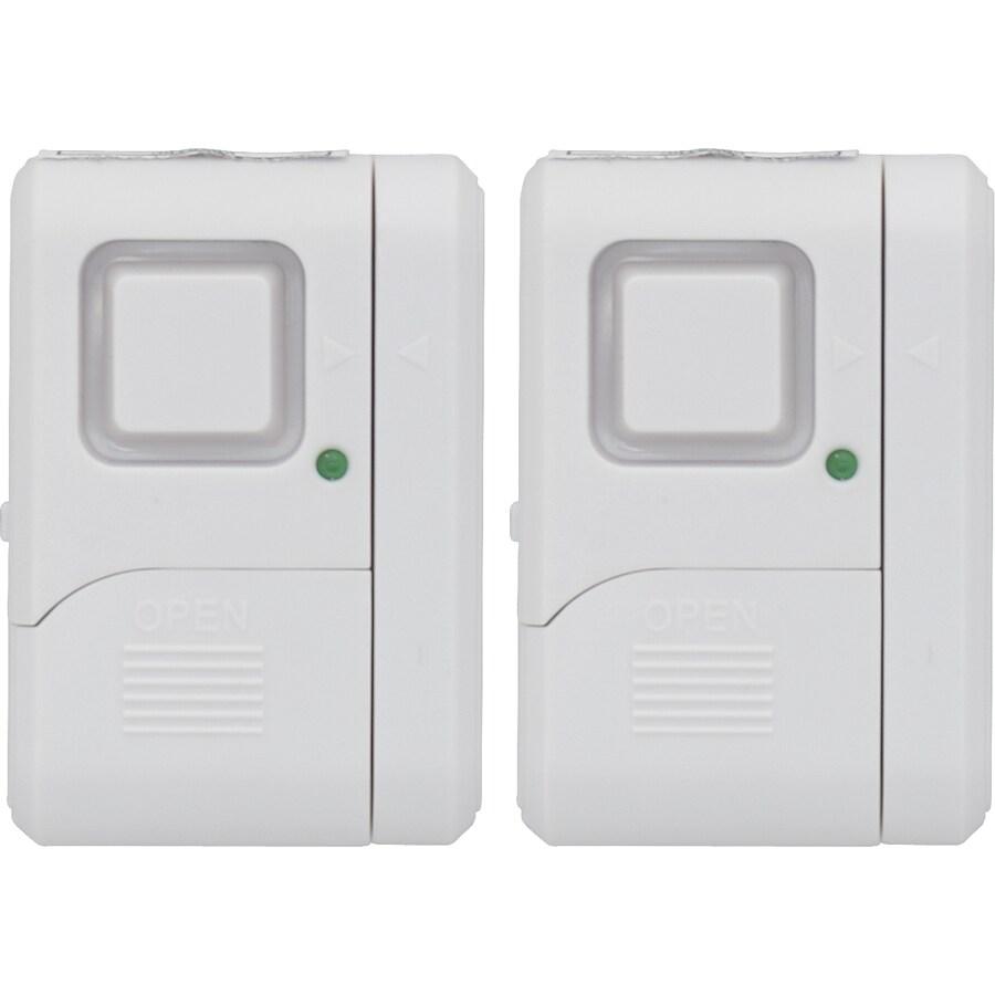 GE 2-Sensor Indoor Door and Window Sensor
