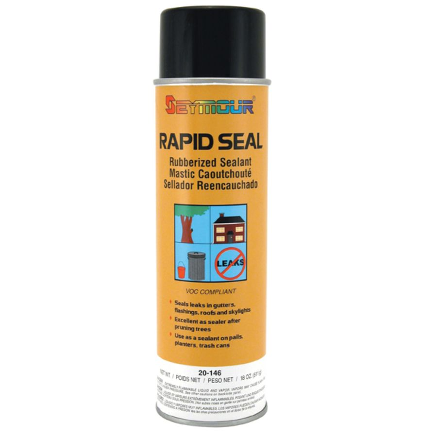 Shop Seymour Black Indoor Outdoor Spray Paint At Lowes Com