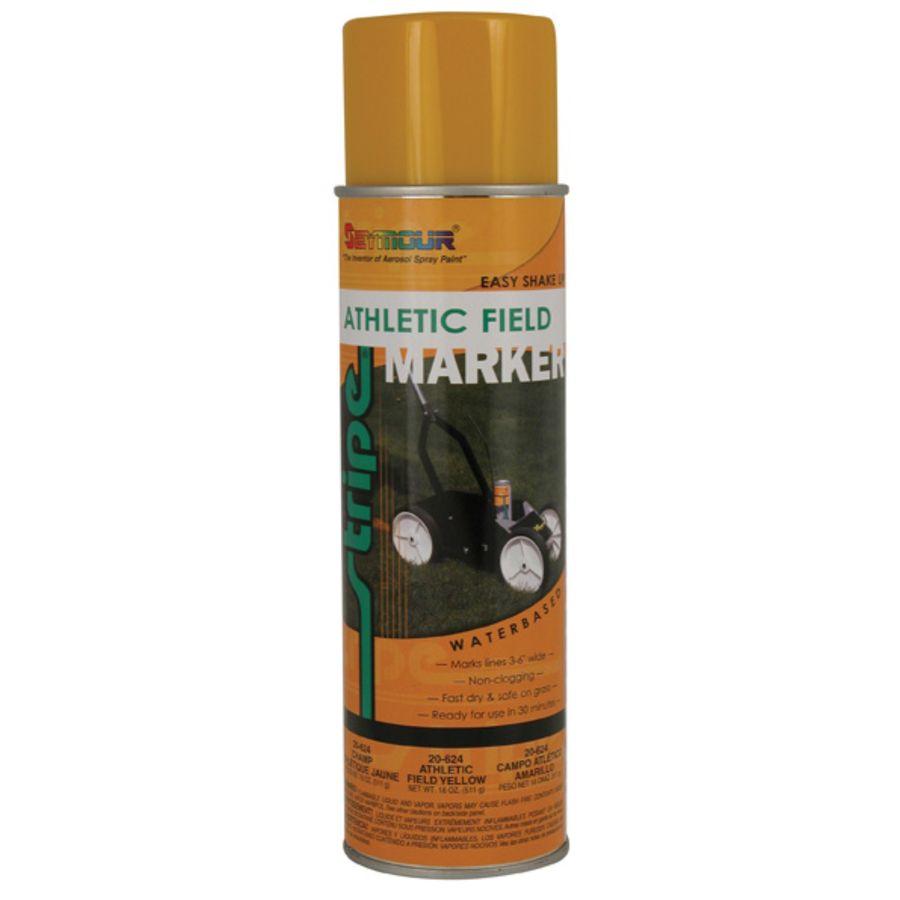 SEYMOUR Yellow Indoor/Outdoor Spray Paint