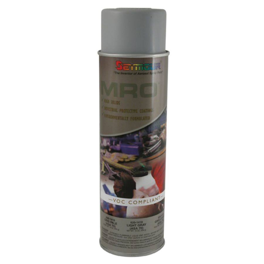SEYMOUR Light Machinery Gray Indoor/Outdoor Spray Paint