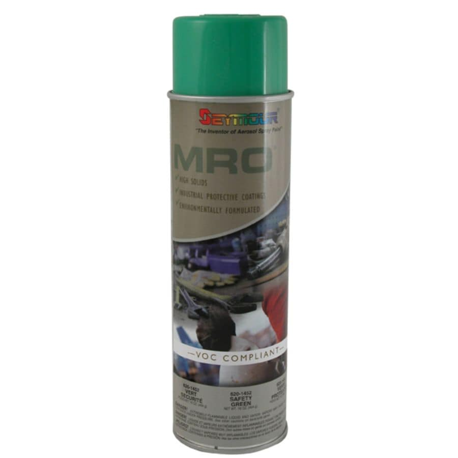 SEYMOUR Safety Green Indoor/Outdoor Spray Paint