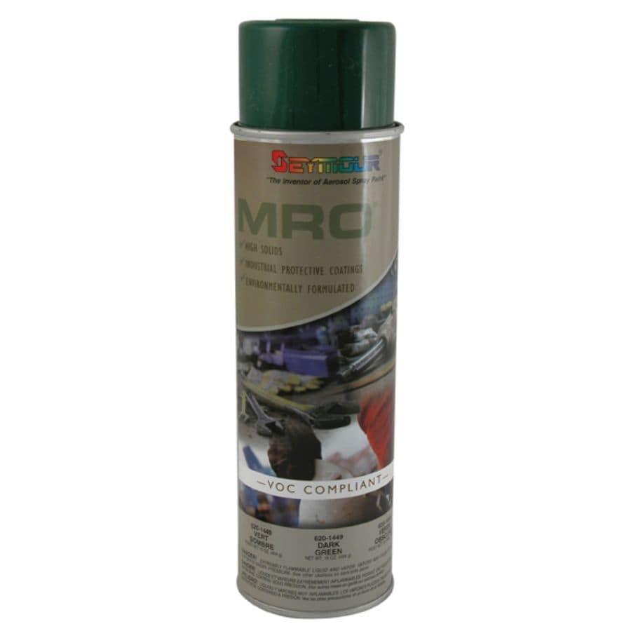 Shop seymour dark green indoor outdoor spray paint at Outdoor spray paint