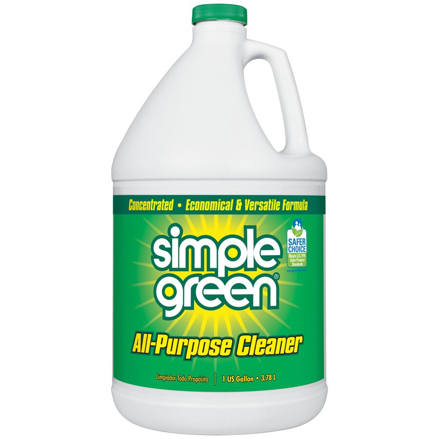 Shop Simple Green 1-Gallon Sassafras All-Purpose Cleaner at Lowes.com