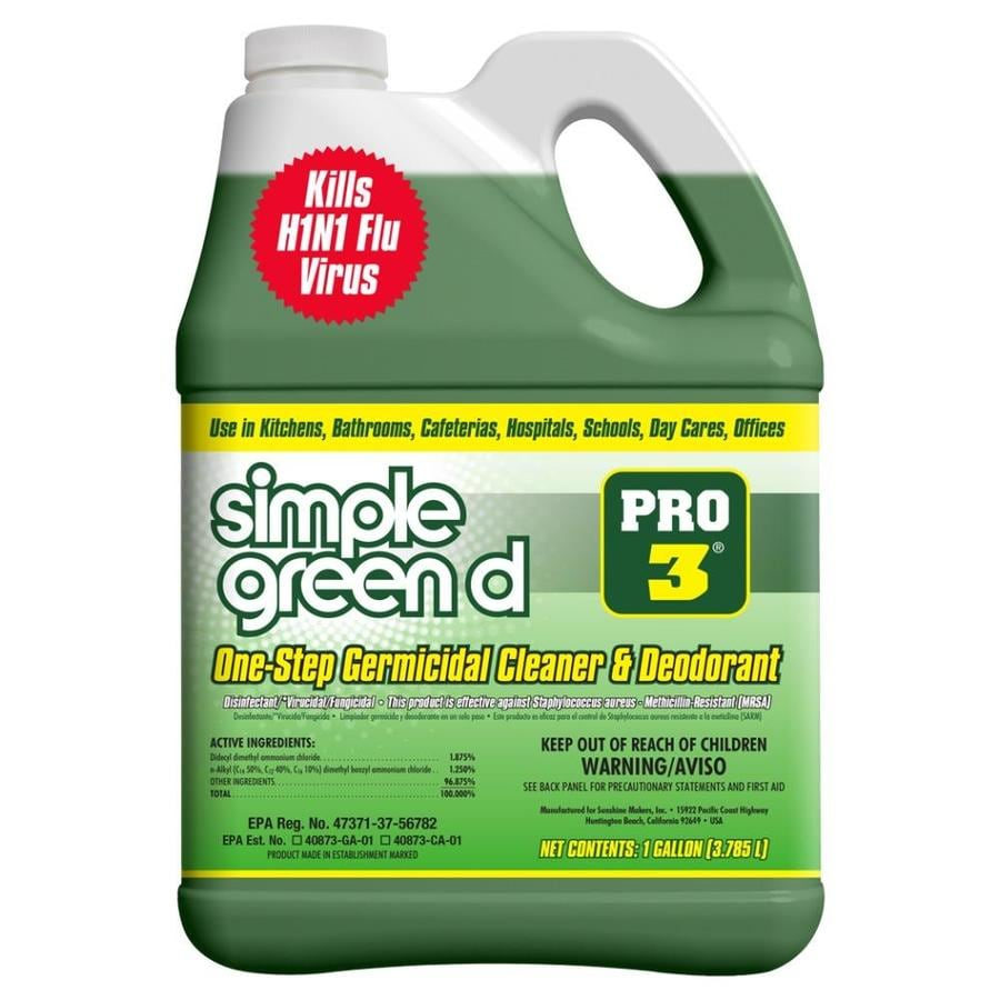 Simple Green dPro 3 128-fl oz Herbal-Pine Scent All-Purpose Cleaner