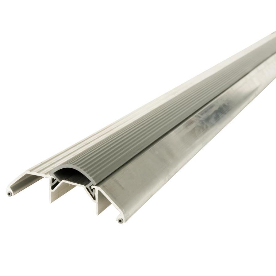 M-D Building Products 36-1/8-in L x 3-3/4-in W Aluminum and Vinyl Door Threshold