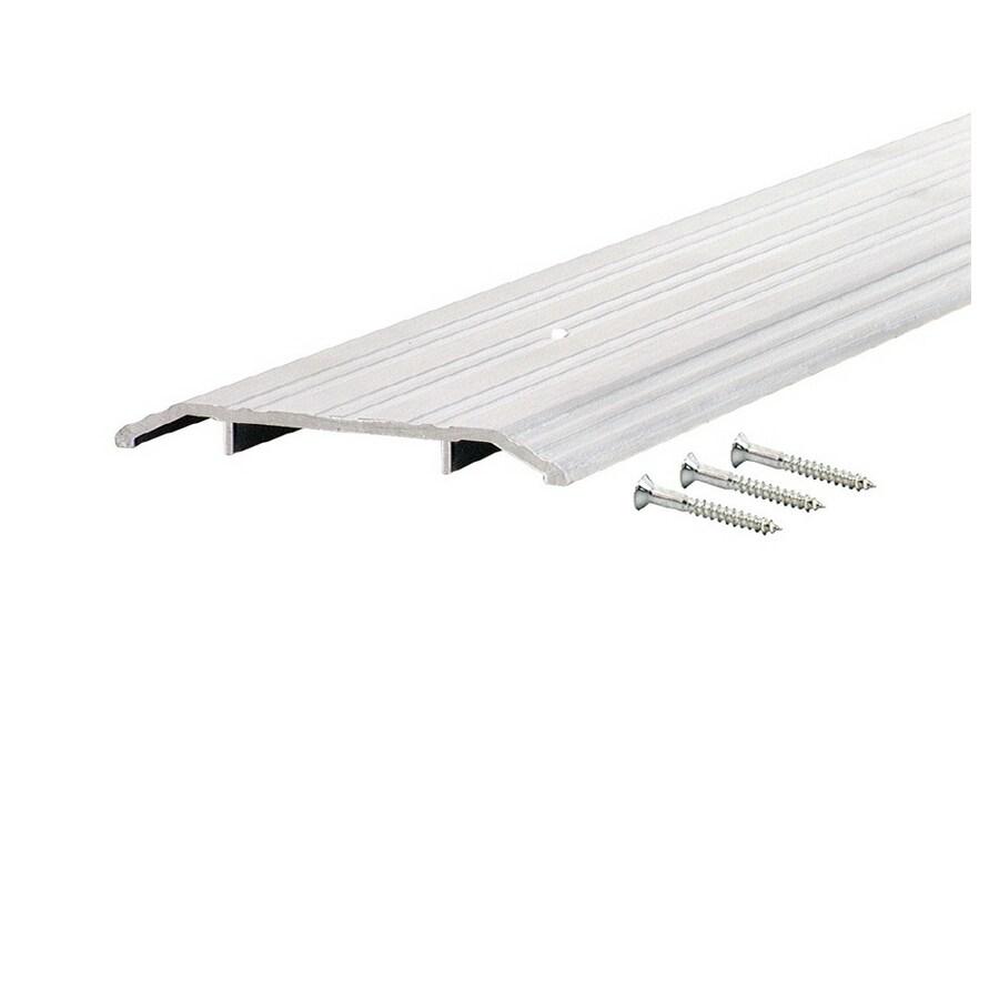 M-D Building Products 36-1/8-in L x 4-in W Aluminum Door Threshold