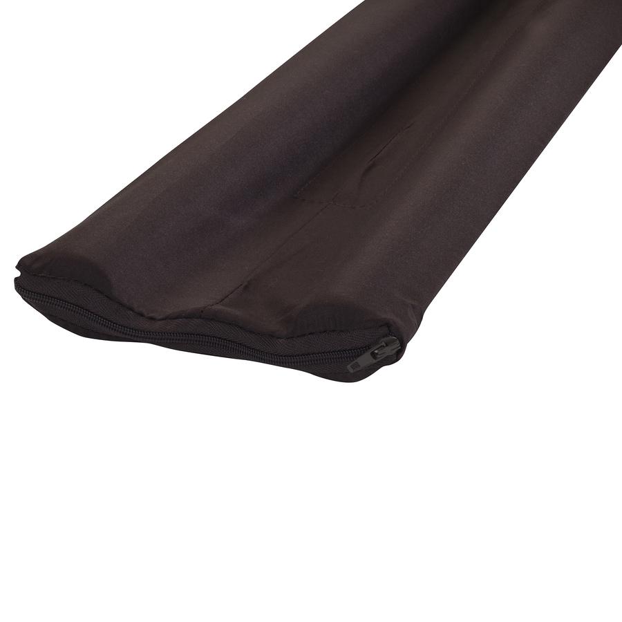 M-D Building Products 4.75-in x 3-ft Brown Foam/Cloth Door Weatherstrip