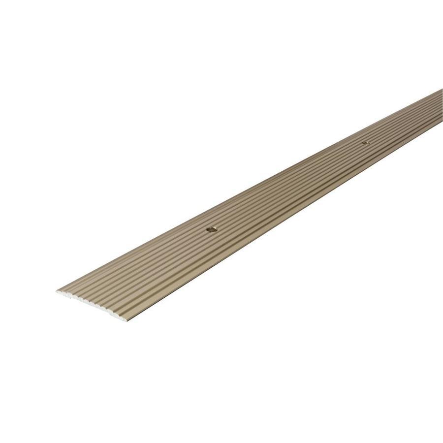 M-D Building Products 36-in L x 1-1/4-in W Carpet Edging Trim