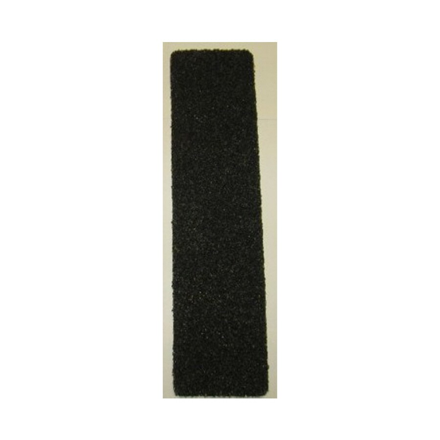 M-D Building Products Stick N' Step Black 4-in x 16-in