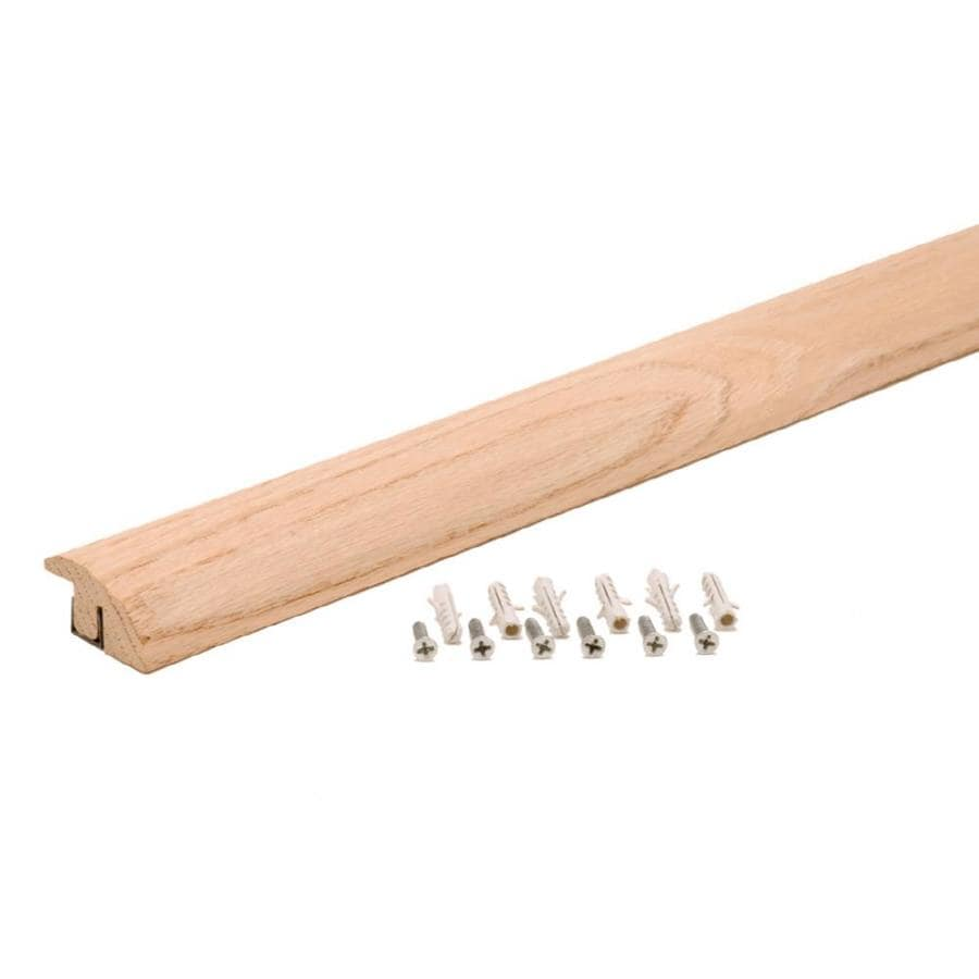 M-D Building Products 72-in x 1-3/4-in Natural Carpet Edging Trim