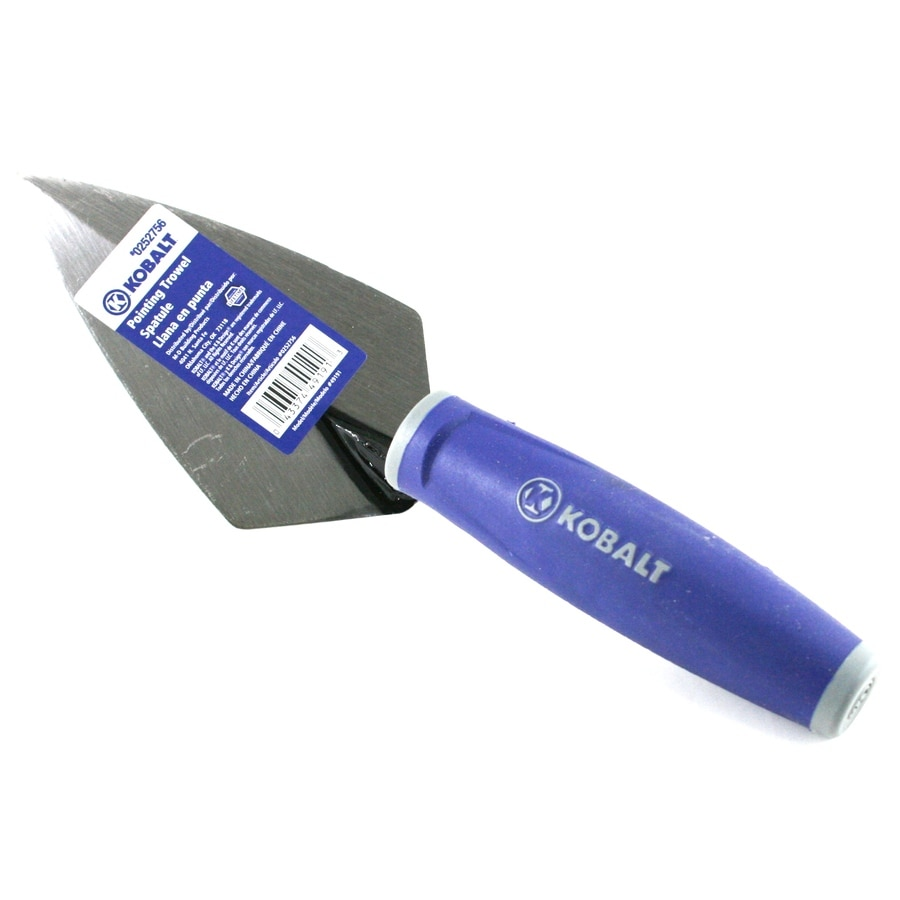 Kobalt 6-in Stainless Steel Ceramic Floor Trowel