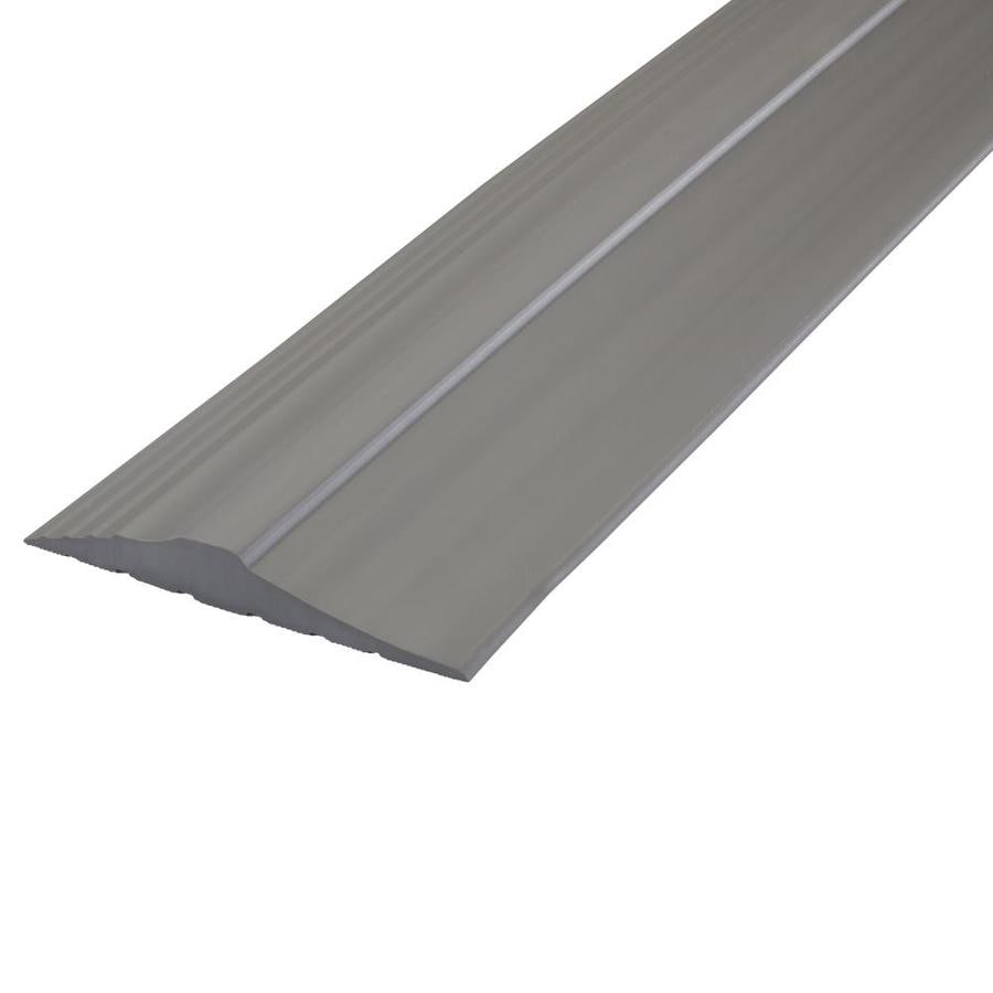 M-D Building Products 3.5-in x 20-ft Gray Vinyl Garage Weatherstrip