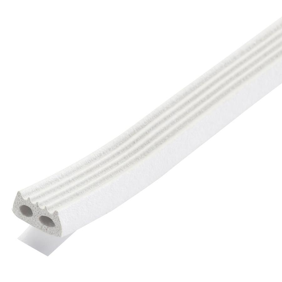 M-D Building Products 0.59-in x 10-ft White Epdm Rubber Window Weatherstrip