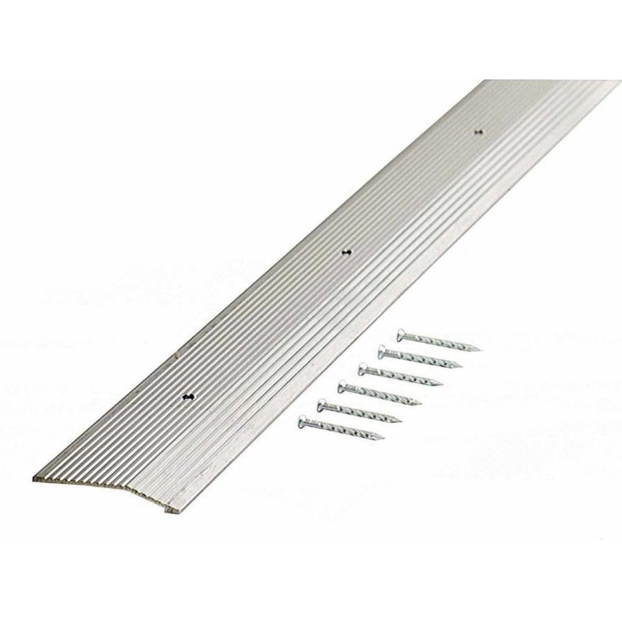 M-D Building Products 36-in L x 2-in W Carpet Edging Trim