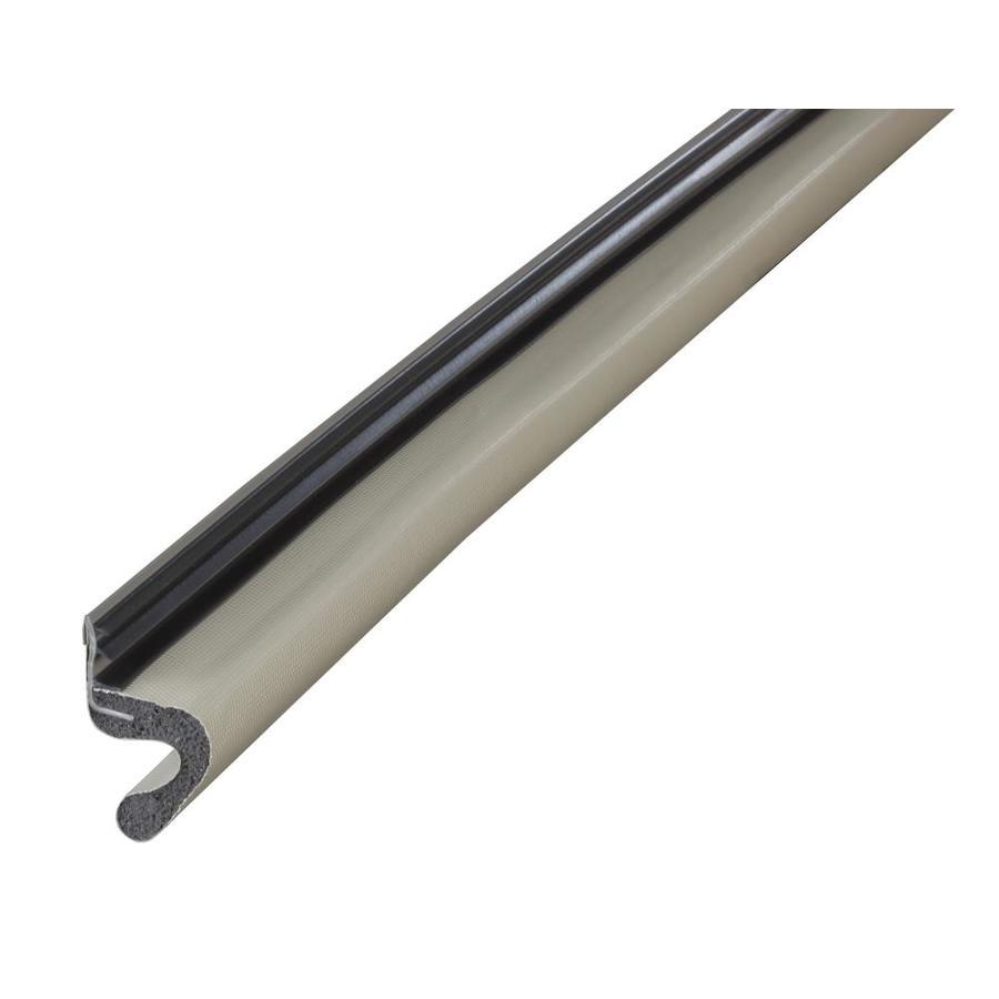 M-D Building Products 1-in x 6.75-ft Beige Vinyl Clad Foam Door Weatherstrip