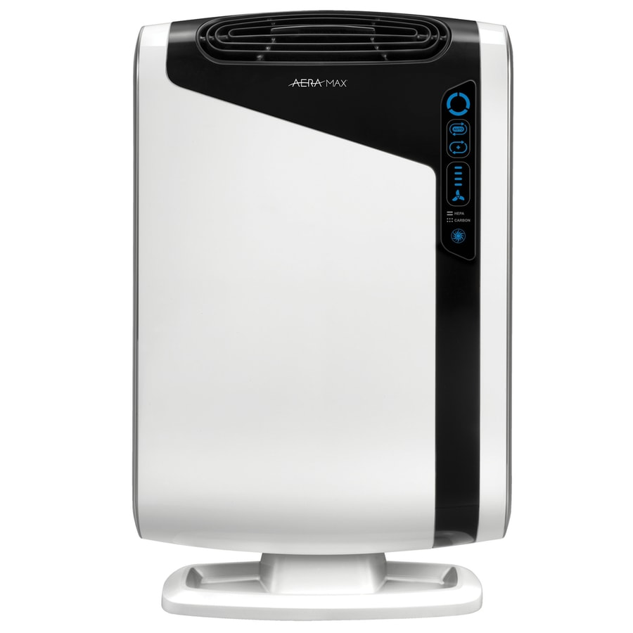 Fellowes DX 4-Speed 600-sq ft Ionic True HEPA Air Purifier ENERGY STAR