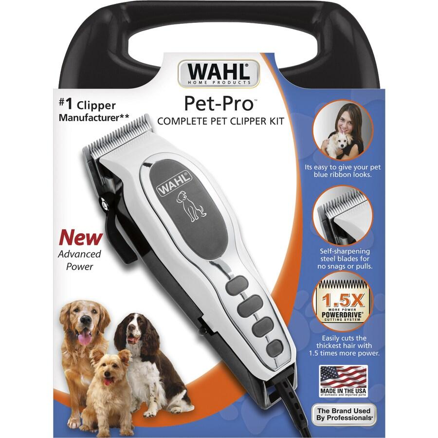Wahl Pro Pet Clipper Dog Shedding Blade