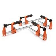 Jorgensen 4-Pack Assorted 3700 Series Bar Clamp 93700 Deals