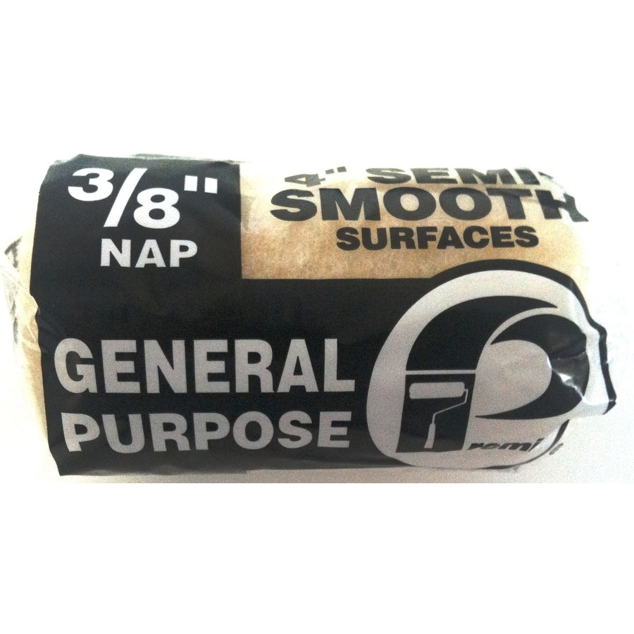 Premier Polyester Regular Paint Roller Cover (Common: 4-in; Actual: 3.93-in)