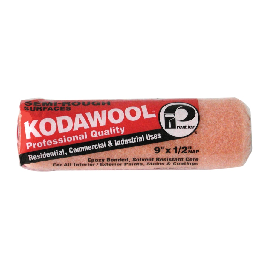 Premier KODAWOOL Synthetic Blend Regular Paint Roller Cover (Common: 9-in; Actual: 8.87-in)