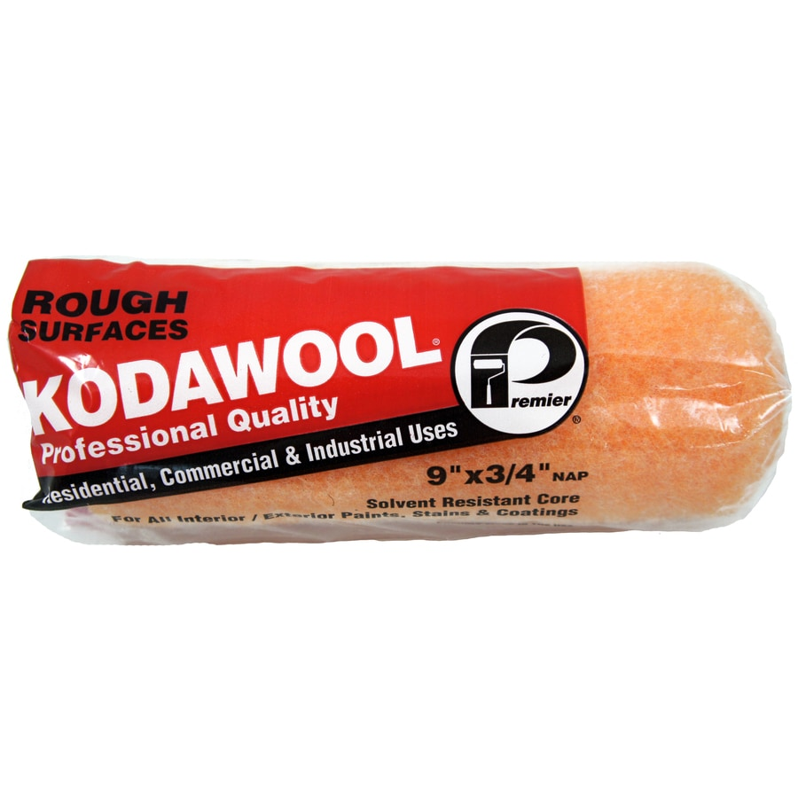 Premier KODAWOOL Synthetic Blend Regular Paint Roller Cover (Common: 9-in; Actual: 9-in)