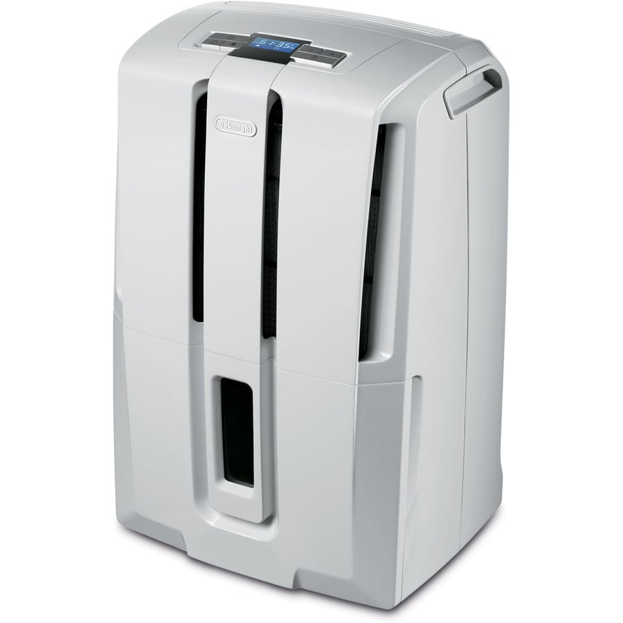 De'Longhi 45-Pint 2-Speed Dehumidifier ENERGY STAR