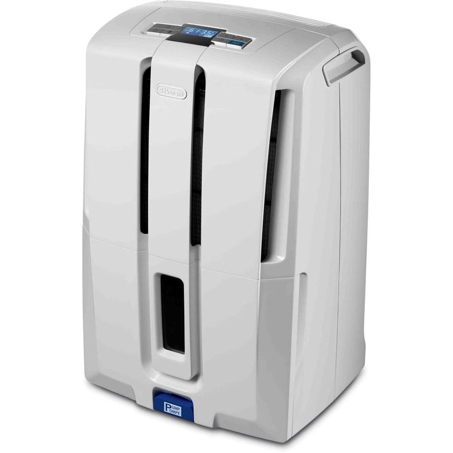 De'Longhi 50-Pint 2-Speed Dehumidifier ENERGY STAR