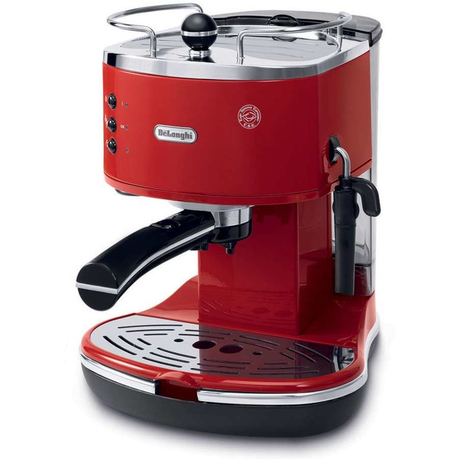 Shop Delonghi Die Cast Manual Espresso Machine At Lowes Com