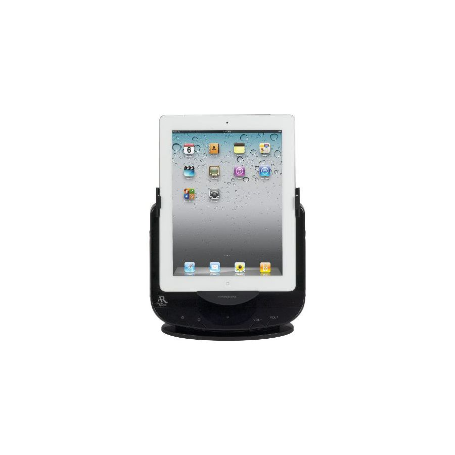 Acoustic Research Docking Station for iPad, iPhone and iPod