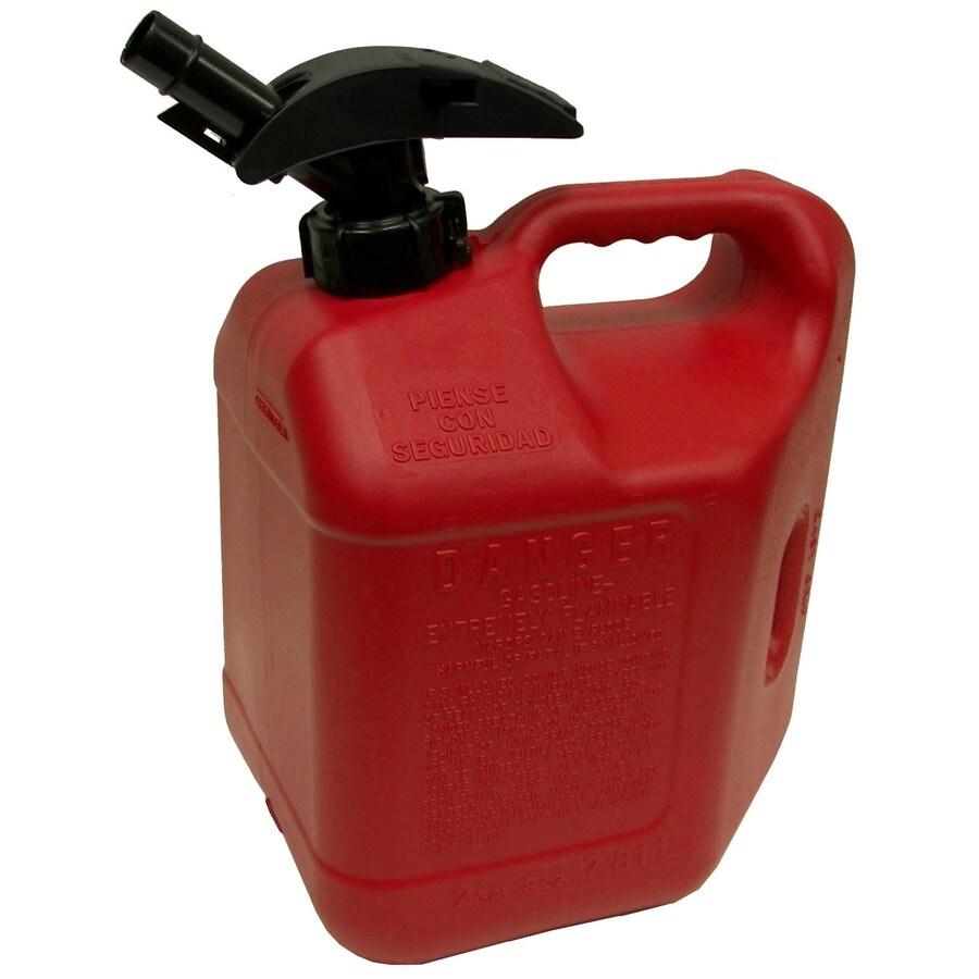 Blitz 2.50-Gallon Plastic Gasoline Can