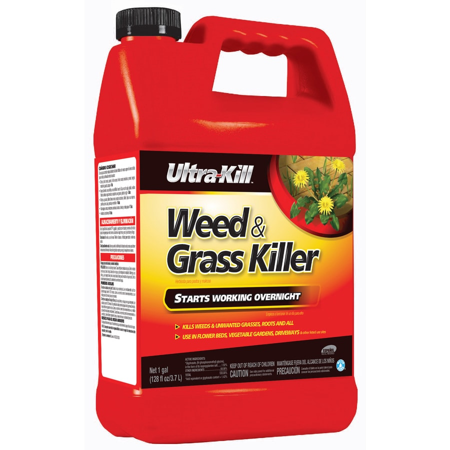 Ultra-Kill 128-oz Weed & Grass Killer Ready-To-Use