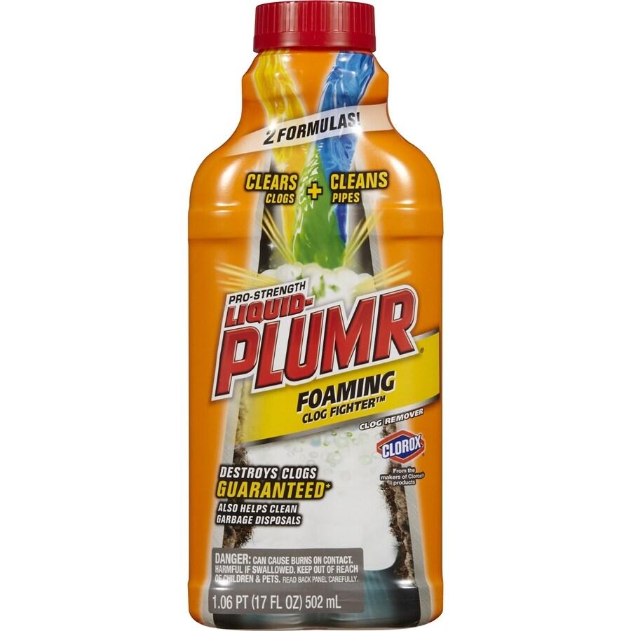 Liquid-Plumr 17 fl-oz  Drain Cleaner Pour Bottle