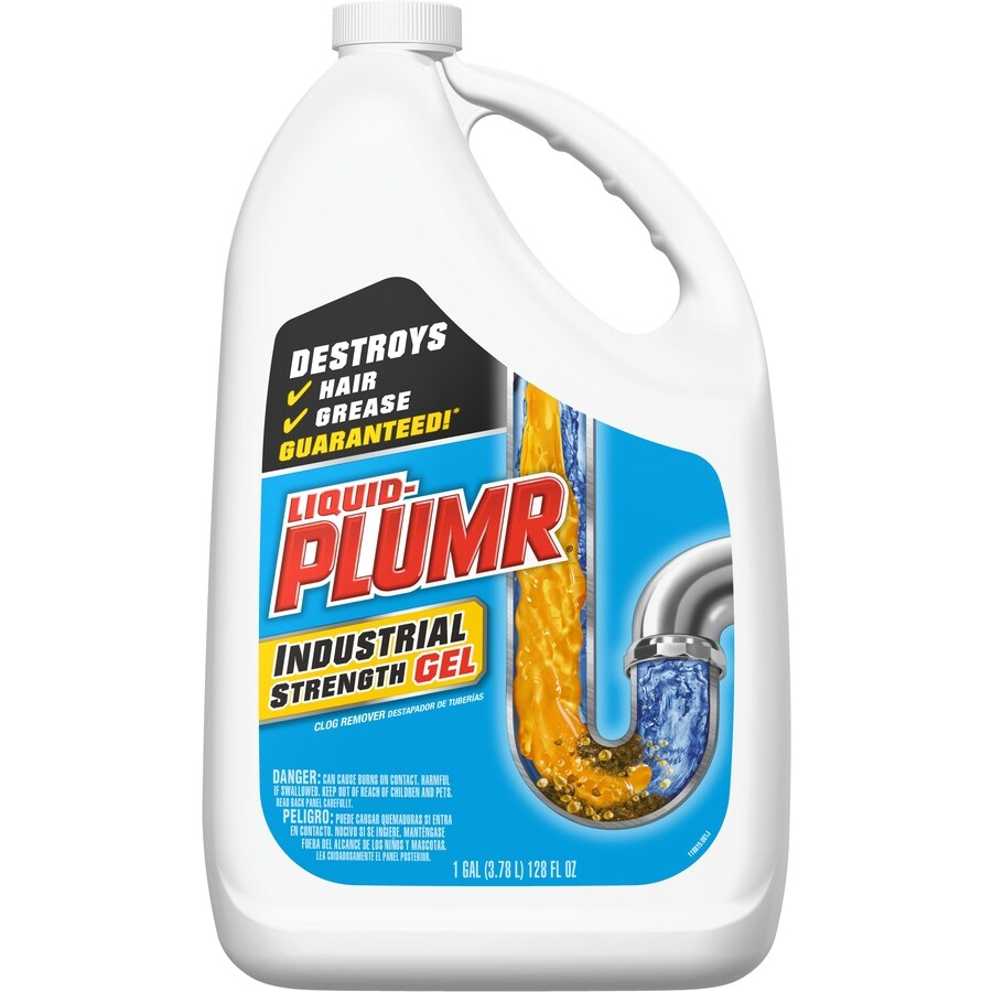 Shop Liquid Plumr 128 Fl Oz Drain Cleaner At Lowes Com