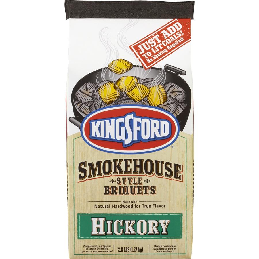 Kingsford 2.8-lb Hickory Charcoal Briquettes