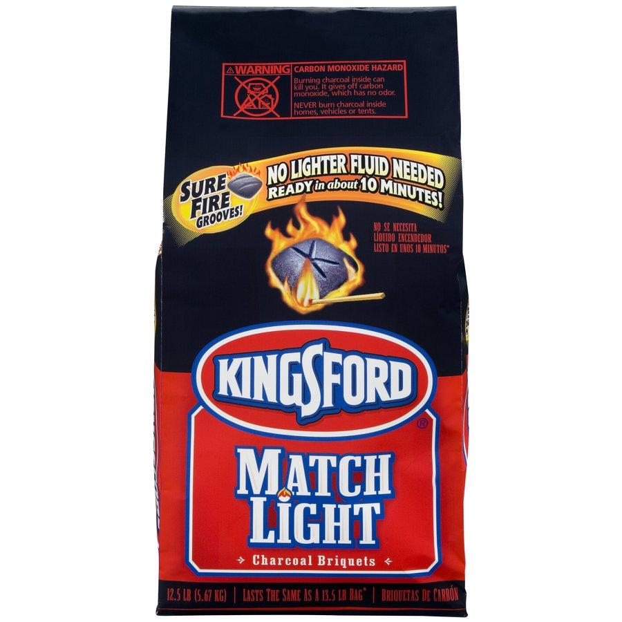 Kingsford 12.5-lbs Charcoal Briquettes