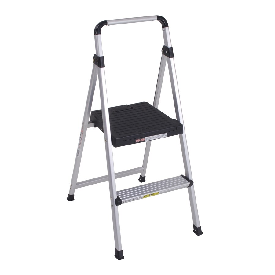 Cosco 2-Step Aluminum Step Stool