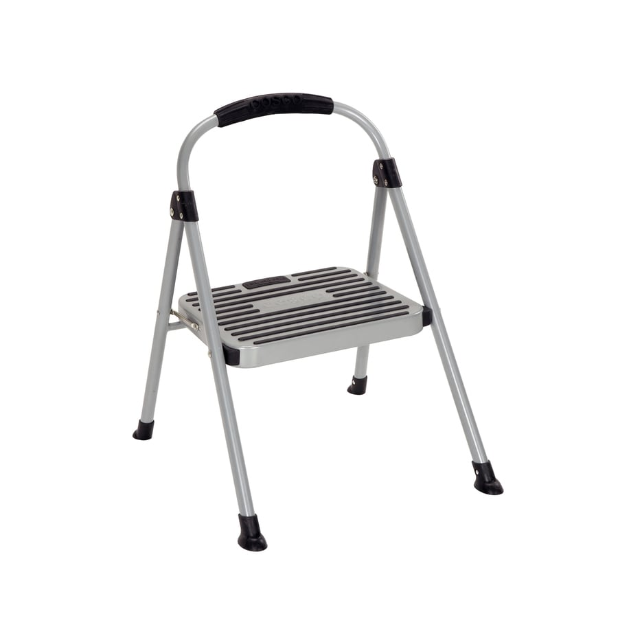 Shop Cosco 1 Step Steel Step Stool At Lowes Com