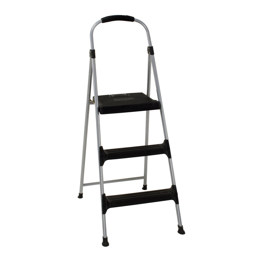 Cosco Signature Three-Step Aluminum Step Stool