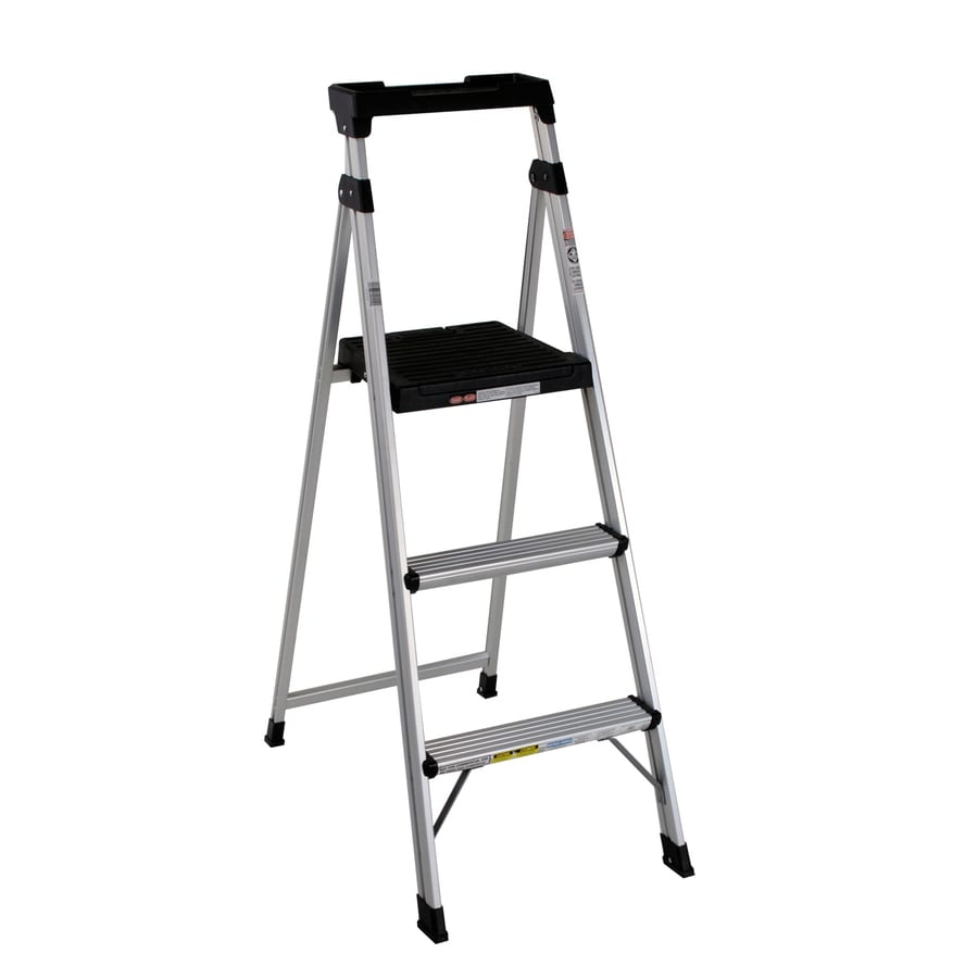 Cosco 3-Step Aluminum Step Stool