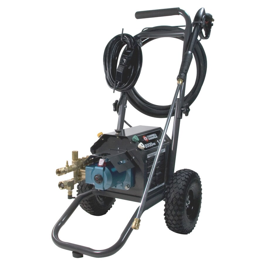 Campbell Hausfeld 2000-PSI 1.5-GPM Electric Pressure Washer
