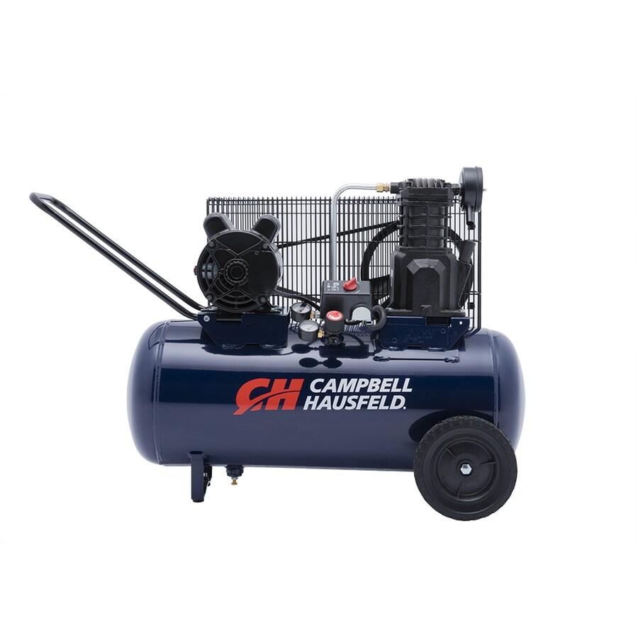 Shop Campbell Hausfeld 2 Hp 15 Gallon 135 Psi 120 Volt