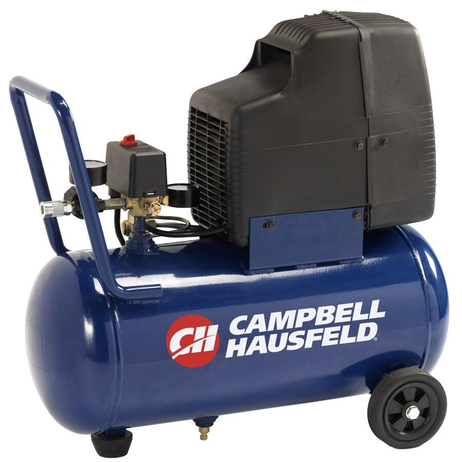 Campbell Hausfeld 1.3-HP 8-Gallon 200-PSI Electric Air Compressor