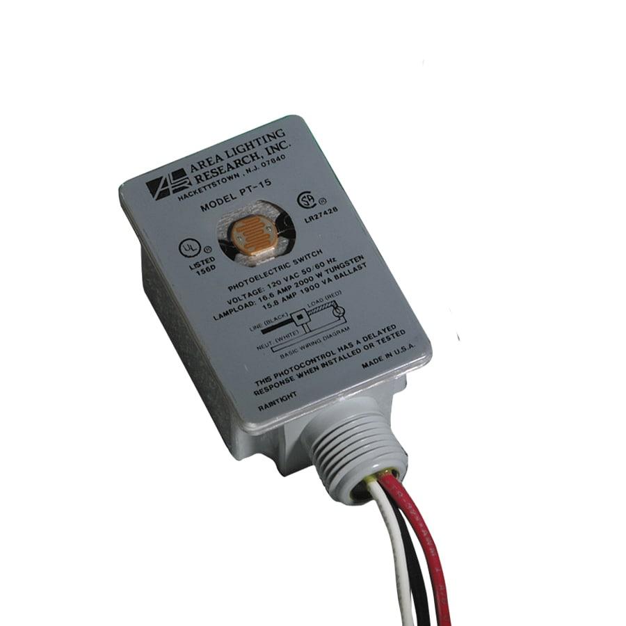 Utilitech ALR Fixed Base Photocell