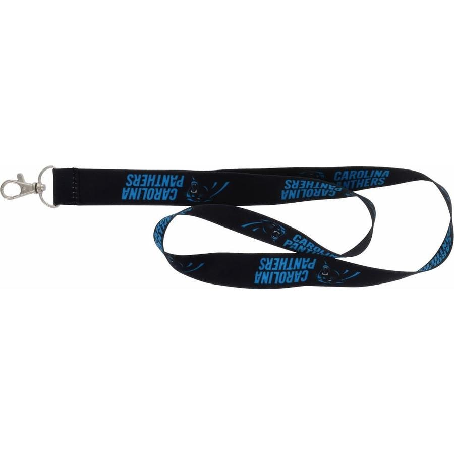The Hillman Group HM NFL Lanyard- Carolina Panthers