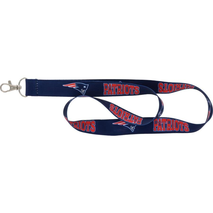 The Hillman Group HM NFL Lanyard- New England Patriots